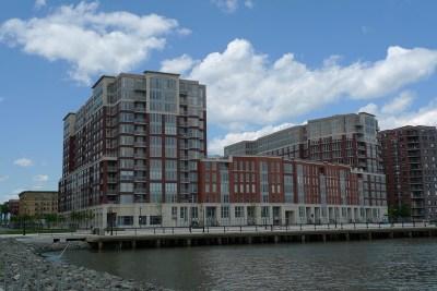 Hoboken Condo/Townhouse For Sale: 1125 Maxwell Lane #534