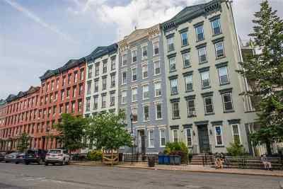 Hoboken Condo/Townhouse For Sale: 1105 Washington St #5