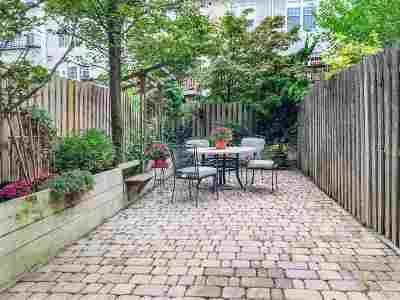 Hoboken Condo/Townhouse For Sale: 66 Jefferson St #B