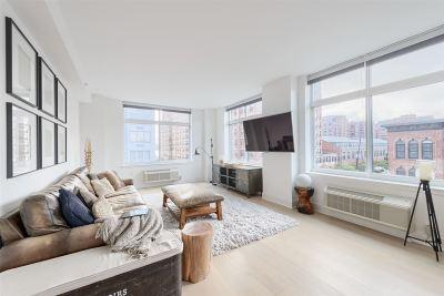 Hoboken Condo/Townhouse For Sale: 1400 Hudson St #434