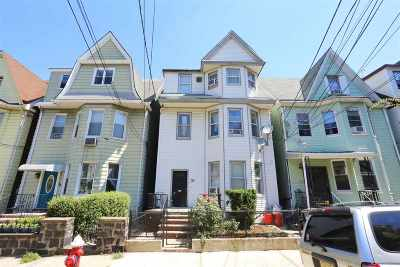Weehawken Multi Family Home For Sale: 32 47th St