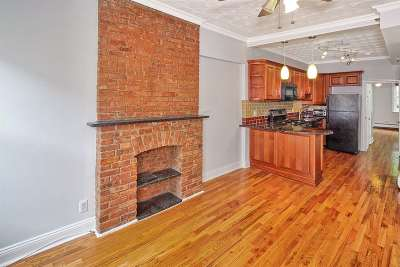 Hoboken Condo/Townhouse For Sale: 204 Willow Ave #3L