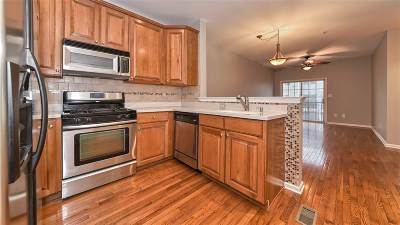 Jersey City Condo/Townhouse For Sale: 3 Tribeca Ave #505