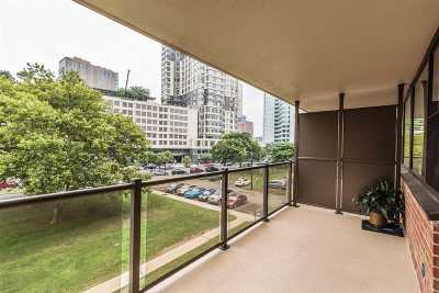 Jersey City Condo/Townhouse For Sale: 270 Luis M Marin Blvd #3D