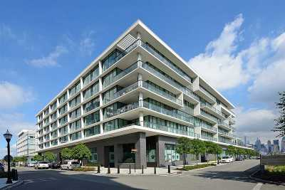 Weehawken Condo/Townhouse For Sale: 1200 Avenue At Port Imperial #410