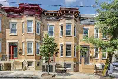 Jersey City Single Family Home For Sale: 45 Webster Ave