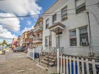 Jersey City Multi Family Home For Sale: 119 Zabriskie St