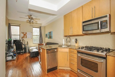 Hoboken Condo/Townhouse For Sale: 405 4th St #2B