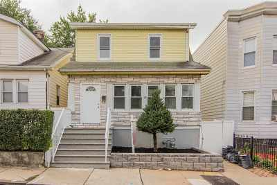 North Bergen Single Family Home For Sale: 1207 79th St