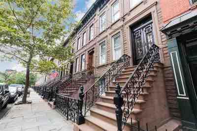 Hoboken Single Family Home For Sale: 1126 Park Ave