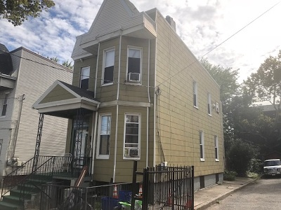 Jersey City Single Family Home For Sale: 13 McDougal St