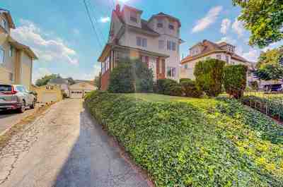 Hasbrouck Heights Single Family Home For Sale: 218 Madison Ave