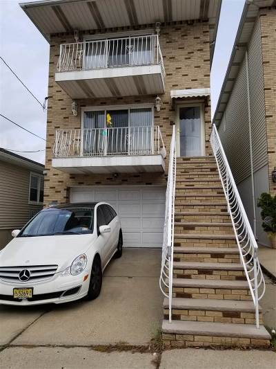 North Bergen Single Family Home For Sale: 1206 78th St