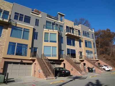 North Bergen Condo/Townhouse For Sale: 8719 Churchill Rd #9