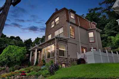 Weehawken Single Family Home For Sale: 335 Park Ave