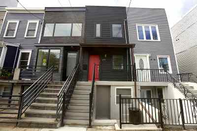 Jersey City Single Family Home For Sale: 429 Monmouth St