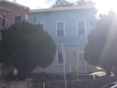 Jersey City Single Family Home For Sale: 104 Western Ave