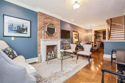Hoboken Single Family Home For Sale: 822 Park Ave