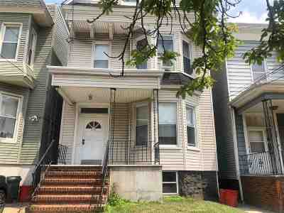 Weehawken Multi Family Home For Sale: 208 Shippen St