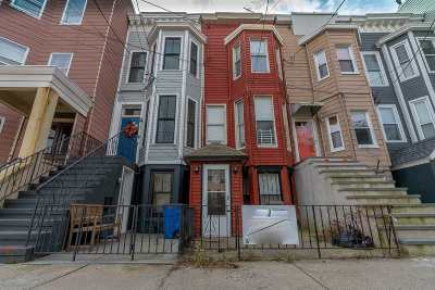 Jersey City Single Family Home For Sale: 331 Pavonia Ave