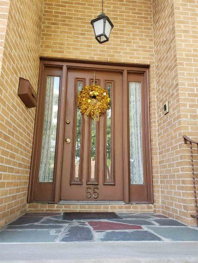 Rutherford Single Family Home For Sale: 55 Arthur Dr