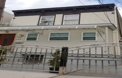 Jersey City Single Family Home For Sale: 106 Fulton St