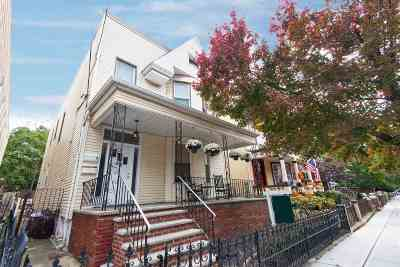 Weehawken Multi Family Home For Sale: 88 Hauxhurst Ave