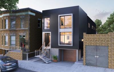 Jersey City Single Family Home For Sale: 15 Abbett St