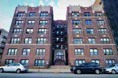 Weehawken Condo/Townhouse For Sale: 883 Blvd East #B4