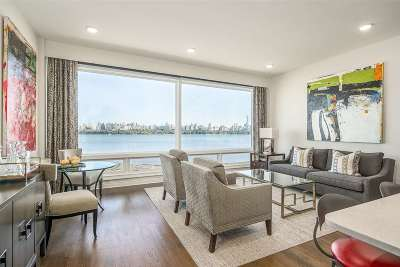 Edgewater Condo/Townhouse For Sale: 9 Somerset Lane #316