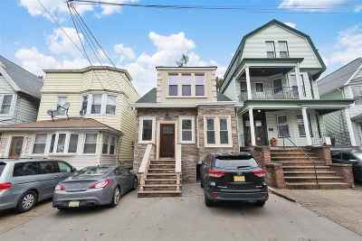 Jersey City Single Family Home For Sale: 48 Condict St