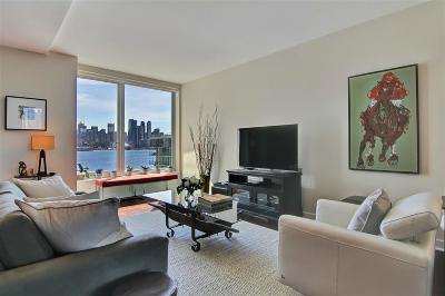 Weehawken Condo/Townhouse For Sale: 1000 Avenue At Port Imperial #615