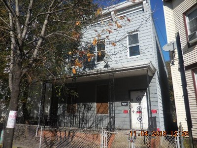 West New York Multi Family Home For Sale: 410 59th St