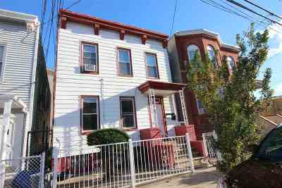 West New York Multi Family Home For Sale: 6116 Hudson Ave