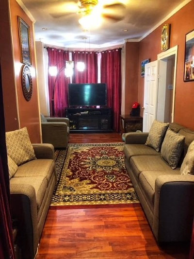 Jersey City Single Family Home For Sale: 152 Lexington Ave