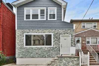 North Bergen Single Family Home For Sale: 1507 46th St