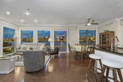 West New York Condo/Townhouse For Sale: 24 Avenue At Port Imperial #300