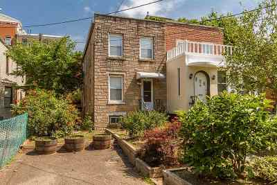 Jersey City Single Family Home For Sale: 272 7th St