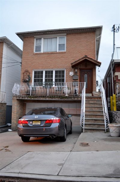 North Bergen Multi Family Home For Sale: 1106 91st St