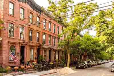 Hoboken Single Family Home For Sale: 1202 Garden St