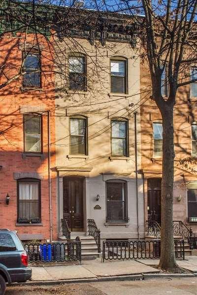 Hoboken Single Family Home For Sale: 1231 Bloomfield St