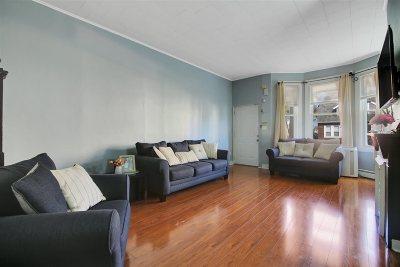 Jersey City Multi Family Home For Sale: 75 Poplar St