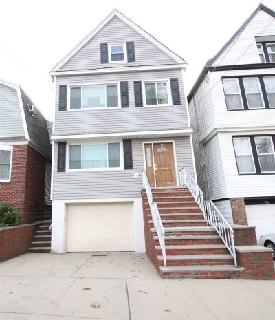 Bayonne Multi Family Home For Sale: 132 West 53rd St