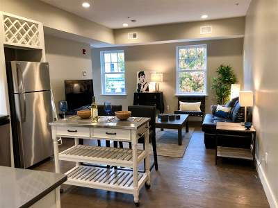 Jersey City Condo/Townhouse For Sale: 126 Delaware Ave #14