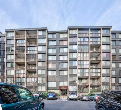 North Bergen Condo/Townhouse For Sale: 9060 Palisade Ave #917