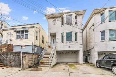 Bayonne Multi Family Home For Sale: 162 West 53rd St