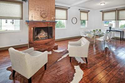 Weehawken Single Family Home For Sale: 46 West 19th St