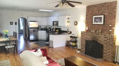 Hoboken Condo/Townhouse For Sale: 1037 Park Ave #4
