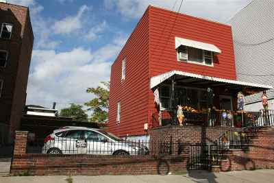 Jersey City Single Family Home For Sale: 3411 Kennedy Blvd