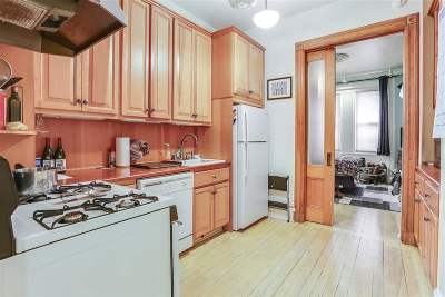Hoboken Condo/Townhouse For Sale: 1007 Willow Ave #1